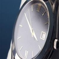 Materiales de un reloj de pulsera