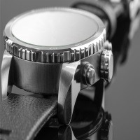 materiales de un reloj caja